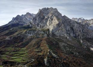 Picos De Europa. Camping El Cares