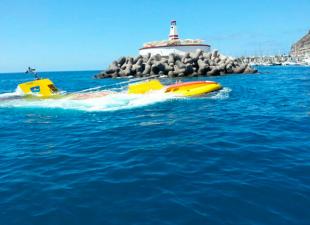 Atlantida Submarine