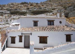 Casas cueva Galera
