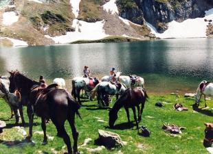 Escuela de Equitacion Vall d´ Aran