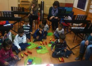 Aula Creativa de Música