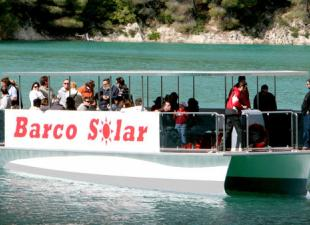 Barco Solar Guadalest