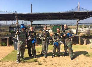 Barna Paintball