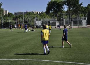 Campus Vicente del Bosque Málaga