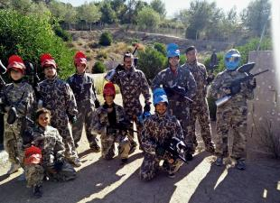 Color Paintball Granada