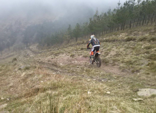 Enduro Aventura Off Road