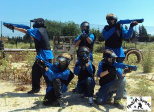 Frontera Paintball
