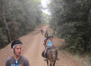 Hípica Equus Aventura Cánoves