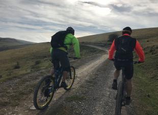 North Spain Mountain Biking