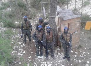 Paintball Adrenaline Villena
