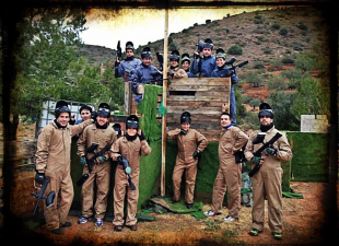 Paintball La Vall