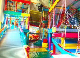 Parque Infantil Dinoland El Invernadero