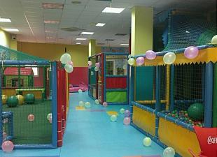Parque infantil las bolas