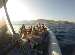Paseos en barco San José