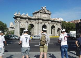 Segway Tour Madrid