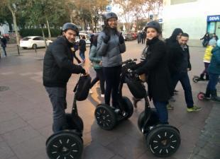 Tour Segway Barcelona