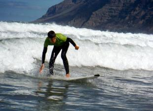 Volcano Surf