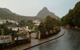 Los lugares más lluviosos de España