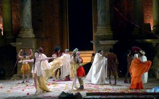 Mérida: capital del teatro clásico