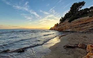 Las calas más espectaculares de Tarragona