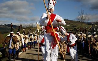 La Endiablada De Almonacid Del Marquesado