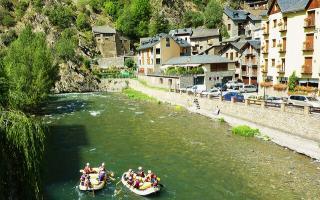Turismo activo: deportes acuáticos en Cataluña