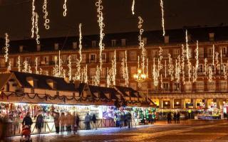 10 destinos para pasar las Navidades en España