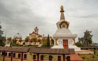 5 Templos budistas en España