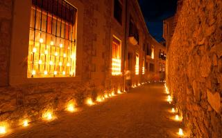 Cancelación Noche de las Velas en Pedraza 2020: entradas e información