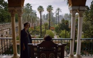 5 series extranjeras rodadas en pueblos de España