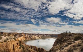 Las Barrancas de Burujón: el Gran Cañón español