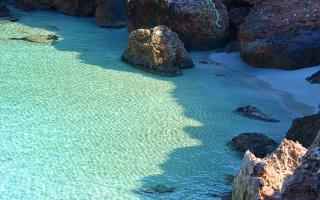Dónde están las aguas más cristalinas de España