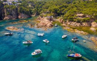 10 playas con las aguas más cristalinas de España