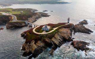 De ruta por los 10 faros más bonitos de Galicia