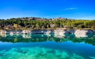 Las piscinas naturales más espectaculares de España