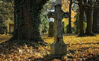 Los cementerios más curiosos de España