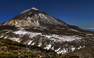 Conoce el Parque Nacional del Teide en Tenerife