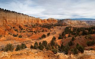 Descubriendo el desierto de Rambla Barrachina en Teruel