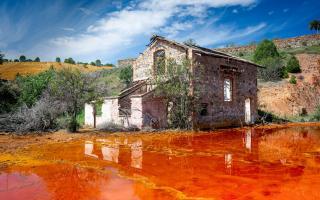 De ruta por las Minas de Riotinto en Huelva