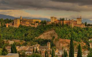 Granada y los pueblos de la Alpujarra