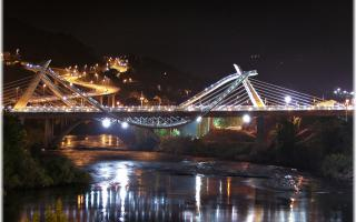 7 puentes de hierro en España
