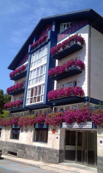Apartamentos mundaka apartamentos tur sticos en mundaka vizcaya clubrural - Apartamentos en mundaka ...