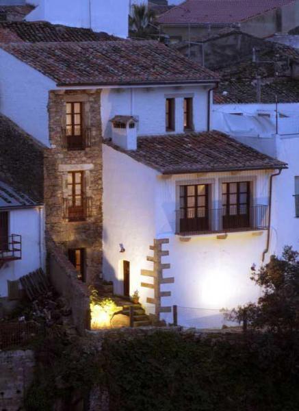 Casa rural canchalejo casa rural en montanchez c ceres clubrural - Montanchez casa rural ...