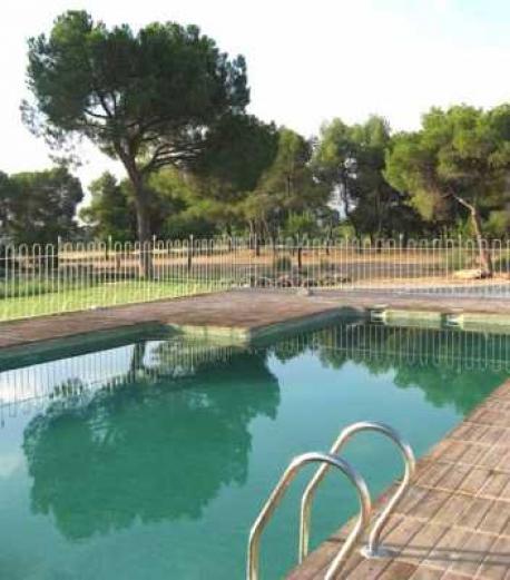 Hotel rural finca corral de ramas hotel rural en lietor for Piscina municipal albacete