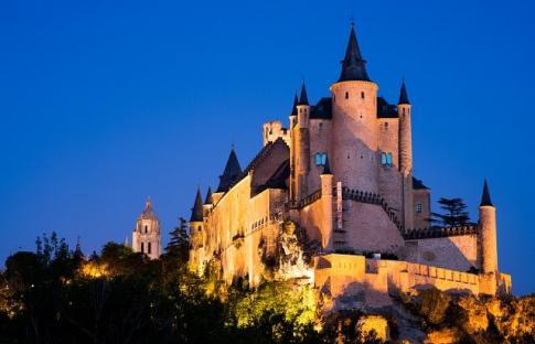 Los 5 castillos mejor conservados de España