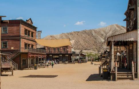 El Desierto de Tabernas, una fábrica de sueños en Almería