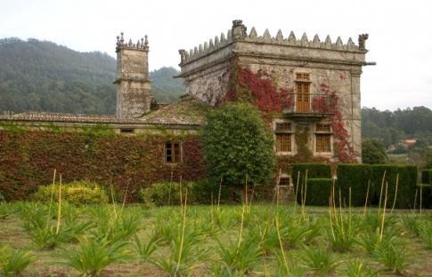 7 pazos para disfrutar Galicia