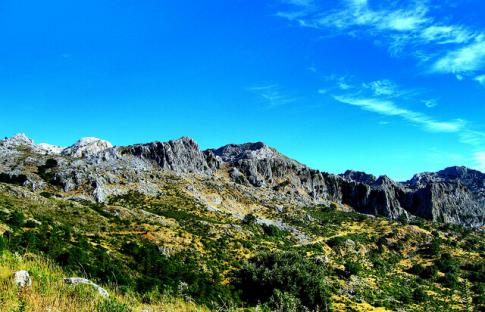 Parque Natural Sierra de Grazalema, un paraíso por descubrir