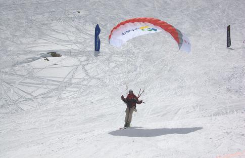 Deportes de invierno: esquí, mushing, telemark...
