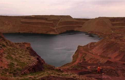Cinco minas abandonadas de España